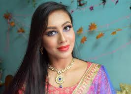 step by step makeup tutorial indian wedding party makeup
