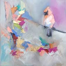 photos ilrations bigstock abstract bird painting by artist blaire wheeler abstract abstract watercolor painting ideas