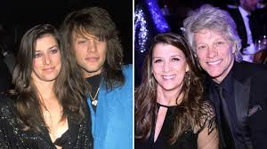 Jon bon jovi brings wife dorothea and their kids stephanie, 18, jesse, 16, jacob, 9, and. Jon Bon Jovi And Wife Dorothea S 40 Year Romance And Their Secret To Long Lasting Love Smooth