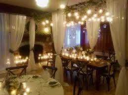 chandelier ballroom romantic weddings