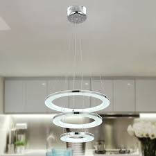 led design lighting. Led Pendant Lighting. Unitary Brand Modern Warm White Acrylic Light Design Lighting L
