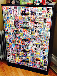 diy comic book desk. Baseball Card Tableexcited To Make This For The Bonus Room And Gorgeous Coffee Table Diy Comic Book Desk