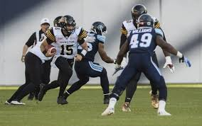 Injury Moves Jake Waters Up A Notch On Ticats Qb Depth Chart