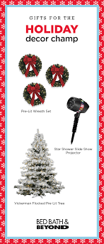 Bed Bath And Beyond Christmas Projection Lights Find Gifts At Bed Bath Beyond For Everyone In Your Life