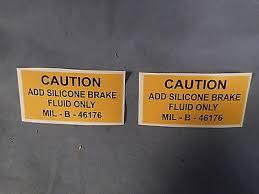 m151 m38 m38a1 m37 m422 m998 m561 military jeep m715 • 15 00 2 nos silicone label stickers m151 a1 a2 m38 m37 m715 m998 m35 m422 m113 m114