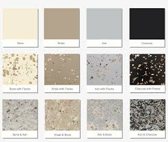 countertop colors beyond paint countertop makeover refinishing kit