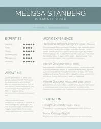 Contemporary Resume Templates Enchanting Free Contemporary Resume Templates Correiodigital