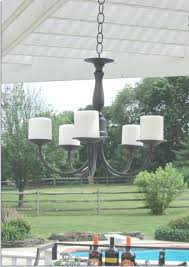 outdoor chandelier chandeliers for gazebos with candles solar canadian tire candle