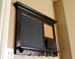 wall mounted office organizer system. Mail Organizer Diy Home Decor Wall Hanging Storage Cork Board Office Chalkboard Furniture Mounted System A