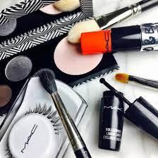 makeup at mac and clinique