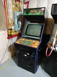 Golden Tee Cabinet Midway Cabinet Partial Resto Klov Vaps Coin Op Videogame
