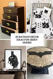 Batman Room Design