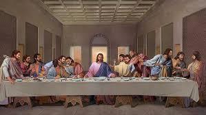 michelangelo last supper the actual painting of the last supper by michelangelo artist michelangelo michelangelo