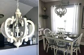 white wood chandelier rustic home design distressed chandeliers french ideas for you uk