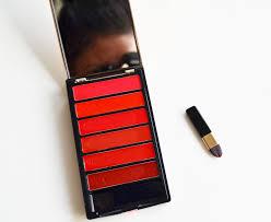 L Oreal Paris Color Riche La Palette In Red Review
