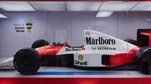 McLaren Senna - Ayrton Senna Institute
