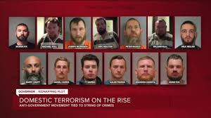 Domestic terrorism on the rise - YouTube