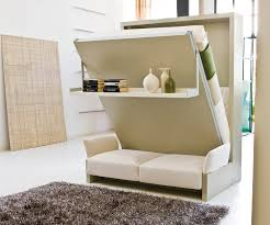 murphy bed with shelves. Simple Shelves A Nuovoliola Murphy Bed From Resource Furniture That Includes A Sofa And Storage  Shelf Intended Murphy Bed With Shelves