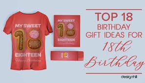 18 birthday gift ideas for 18th birthday