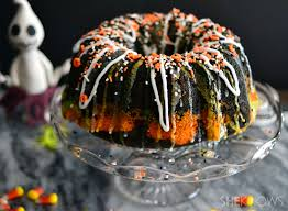 Halloween Bundt Cake Decorations Annacia Kato Share Halloween Beverages In Beverages Forum
