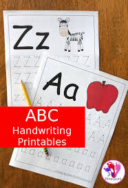 Easy To Use Abc Handwriting Printables 3 Dinosaurs