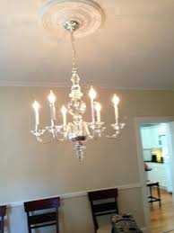 george ii chandelier plus this one has a large faceted crystal ball that weighs a is george ii chandelier