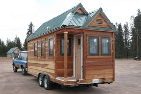 Small Picture Tiny Houses On Wheels Latest Unique Four Season East Coast Tiny