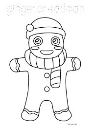 printable christmas tags and kids coloring picture printable ginderb man coloring picture tags