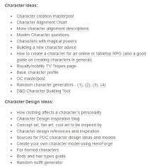 hero forge character sheet tips google