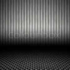 black floor texture perspective. Simple Texture A Realistic Corrugated Metal Textured Backdrop With 3D Perspective And A  Carbon Fiber Floor  Stock Photo Colourbox Intended Black Floor Texture Perspective W
