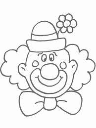 Coloring Printable Printable Clown Circus Coloring