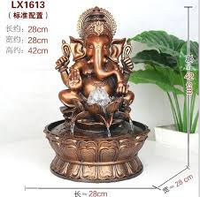 Small Picture WATER FOUNTAIN GANESHA 1613 WATER end 5112018 1215 PM