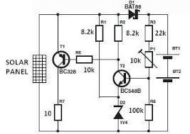 solar charger circuit diagram electronics pinterest Laptop Charger Wiring Diagram solar charger circuit diagram wiring diagram for hp laptop charger
