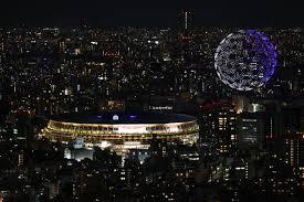 تضمن حفل افتتاح أولمبياد طوكيو عرضًا خفيفًا مع 1800 طائرة - مقالتك