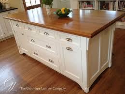 custom quartersawn white oak wood countertop in moorestown new jersey