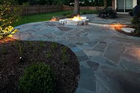 concrete patio cost cost to install concrete patio how to build a fire pit on a