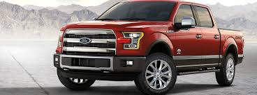 2017 Ford F 150 Available Color Options
