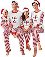 Amazon.com: Santa's Elf #1, #2, #3, etc. Matching Christmas Adult ...