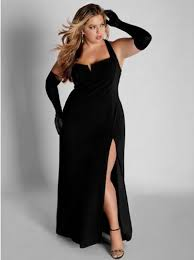 plus size long black dresses plus size special occasion dresses 2010 prom night styles