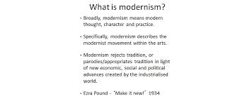 essay notes modernism presentation gina moi mcintosh fine art modernism presentation slides