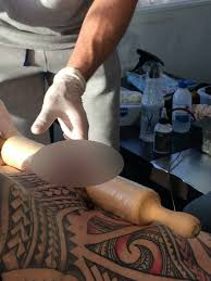 лайфхак как делать татуировки на половом члене Funtattooru