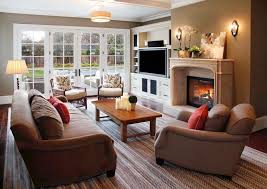 Decorating Ideas For Top Of Entertainment Center Living Room Traditional  With White Entertainment Center Built In Entertainment Center Wood Design Inspirations