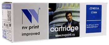 <b>Картридж NV Print CF401A</b> для HP, совместимый — купить по ...