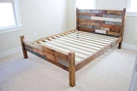 wooden headboard and footboard sets