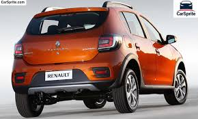 2018 renault stepway. brilliant stepway renault sandero stepway 2018 prices and specifications in egypt  car sprite with renault stepway