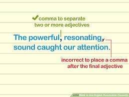 How To Use English Punctuation Correctly With Examples