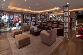 themed family rooms interior home theater: sports themed basement home theater sports themed basement home theater sports themed basement home theater