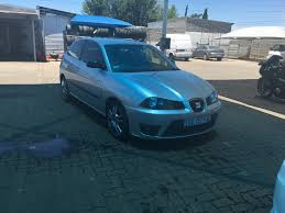 Bender- Seat Ibiza Cupra 1.9tdi - The Volkswagen Club of South Africa