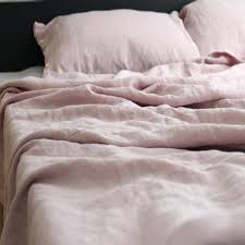 washed linen duvet cover pink washed french bed linen duvet cover queen linen bedding bed cover