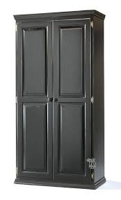black wood storage cabinet. Wood Storage Cabinet With Door Beautiful Tall Doors On Solid Pine 2 Wooden Black O